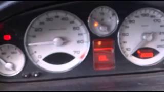 video moteur 607 2.2 16s