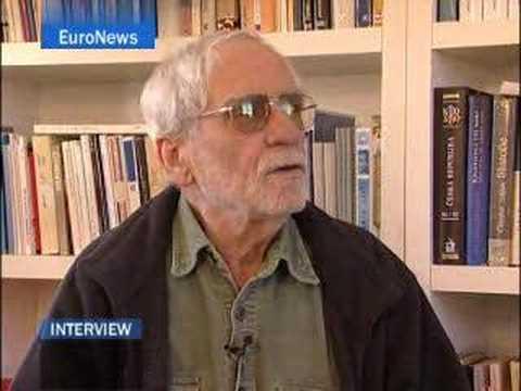 EuroNews - Interview -  Writer Jiri Stransky
