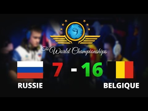 CSGO - BELGIUM (teamspeak) vs RUSSIA [Cbble] - TWC 2016 - Groupstage