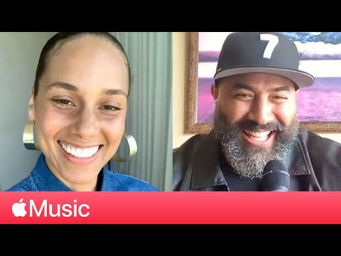 Alicia Keys: 'ALICIA,' Advice From Kanye West and Self-Reflection | Apple Music from YouTube · Duration:  8 minutes 45 seconds