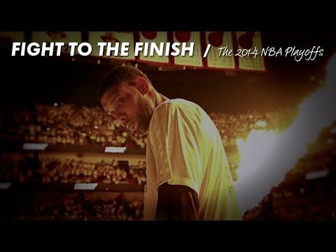 FIGHT TO THE FINISH - The 2014 NBA Playoffs