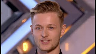 Jordan Takes Judges On A Musical Trip To Mexico | Audition 1 | The X Factor UK 2017
