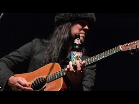 "Pecos Hank Live - Beer bottle slide guitar - ""You Gotta Move"" (Part 5)"