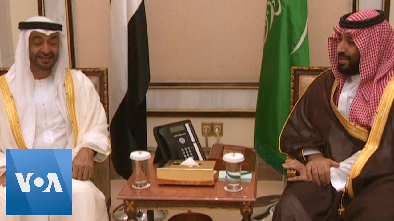Download Saudi Crown Prince Mohammed bin Salman Meets Abu Dhabi Counterpart in Unity Display Over Yemen