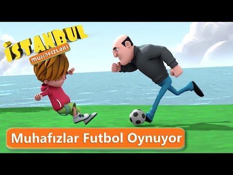 İstanbul Muhafızları - Futbol Oynuyor