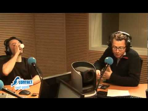 Tiziano Ferro interview on Belgian radio (Part 2)