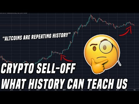 Crypto Sell-Off | Are Altcoins Repeating History?
