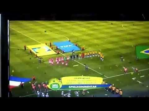 Let's Play FIFA World Cup 2014 - #001 - Gruppenphase: Brasilien - Kroatien