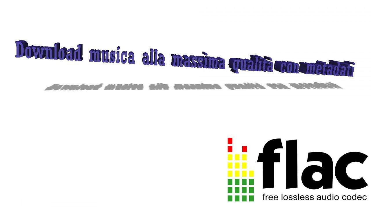 musica in formato flac gratis