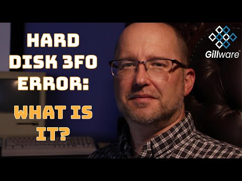 Hard Disk 3F0 Error: What Is It & What Does It Mean