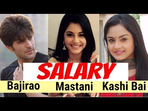 Checkout Per Day Salary Of Peshwa Bajirao Actors | Karan Suchak | Ishita Ganguly | TV Prime Time