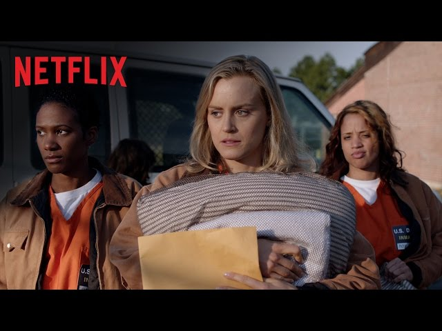 Orange Is The New Black - Season 1 - Official Trailer [HD]