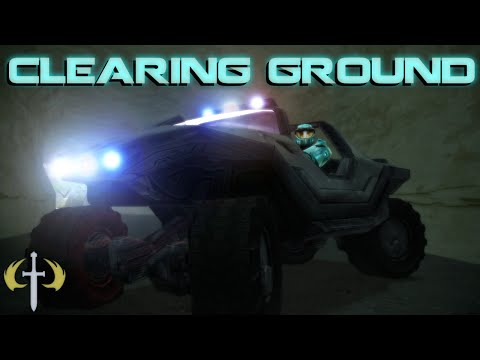 Halo CE - Clearing Ground?!?