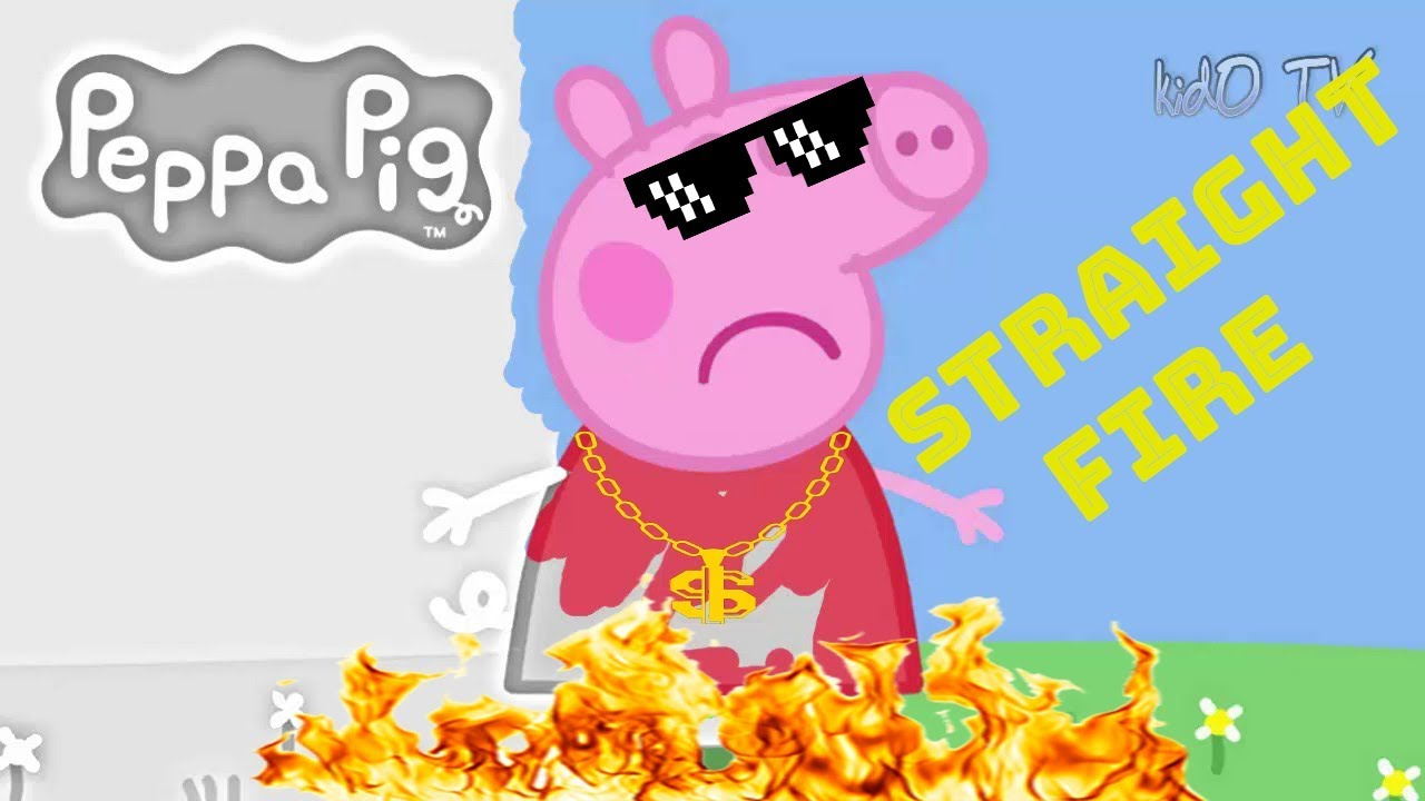 The Ultimate Peppa Pig Remix