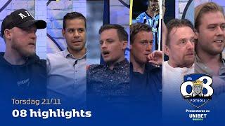 08 Fotboll Highlights 2019