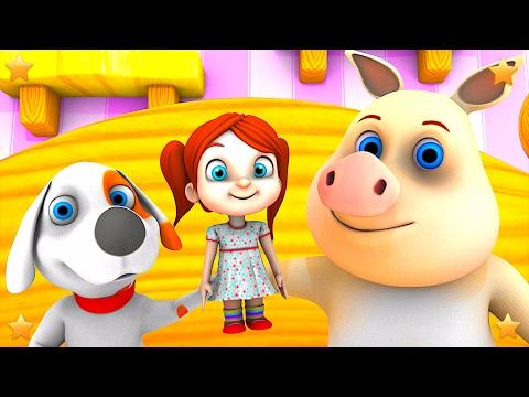 chubby-cheeks-|-kindergarten-nursery-rhymes-&-songs-for-kids