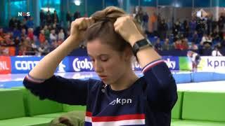 NK Afstanden 2018 - 1000 м Women. Чемпионат Голландии. отбор на кубки мира.