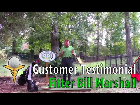 PPGS Certified Fitting Testimonial With Bill Marshall – Golf Club Fitting