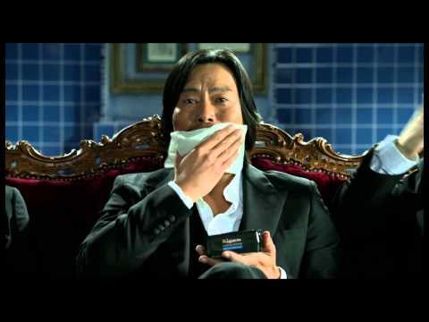 浅野忠信 リガオス CM スチル画像。CM動画を再生できます。