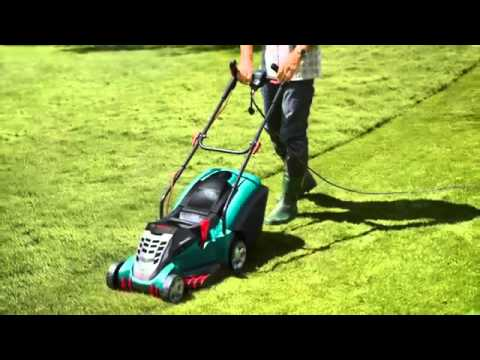 Sehr Колесная газонокосилка Bosch Rotak 40 - YouTube BT93