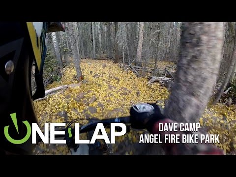 ONE LAP - Angel Fire Bike Park Autumn with Dave Camp