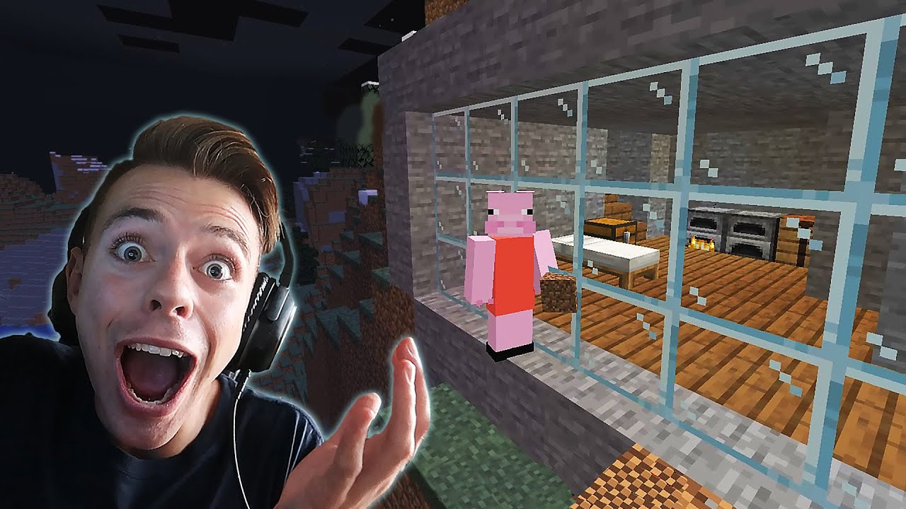 MIT NYE HUS I MINECRAFT - Part 1