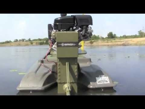 Four Rivers E B A D S With The Orion Outboard Kratos 9hp