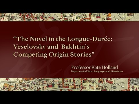 Professor Kate Holland's Lecture