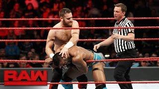 Sami Zayn vs. Jinder Mahal: Raw, Dec. 12, 2016
