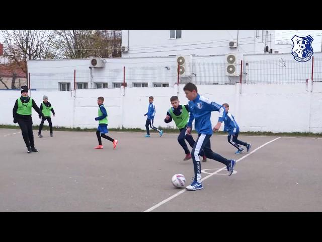 """""""Joacă fotbal cu FC Farul Constanța"""", la Școala nr. 30 Gheorghe Țițeica Constanța"""