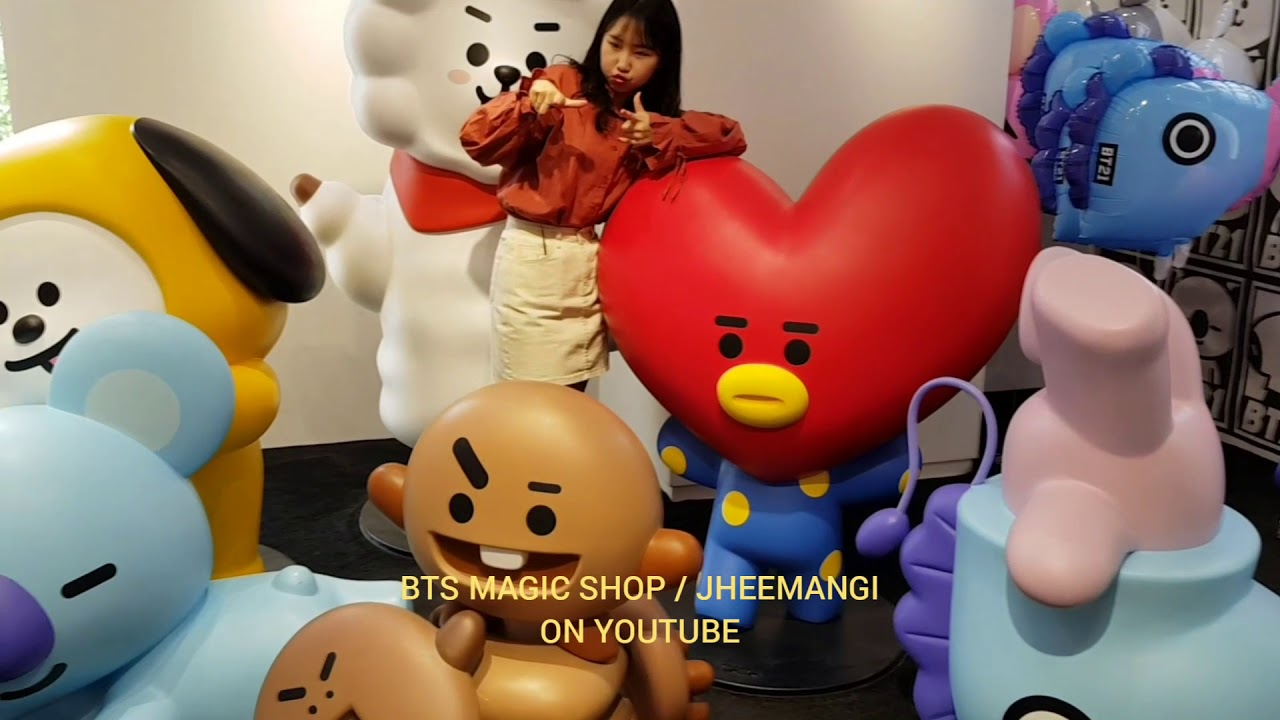 BT21 STORE HONGDAE - HOW TO GET THERE, HOW LONG THE LINE IS, AND PRICES!