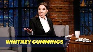Whitney Cummings Keeps Lying to John Goodman While Filming the Roseanne Reboot