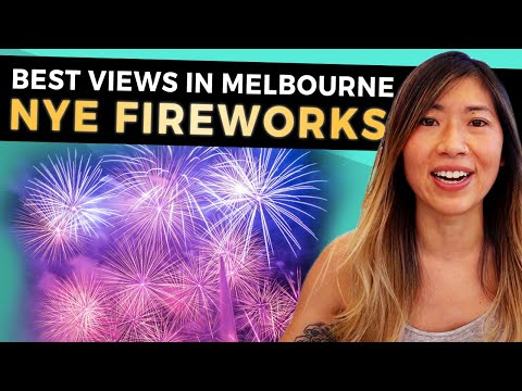 Top 7 Melbourne NEW YEARS EVE Fireworks Spots (2019)
