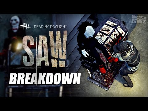 Dead by Daylight - The Saw Update Breakdown!! (The Saw Chapter) |
