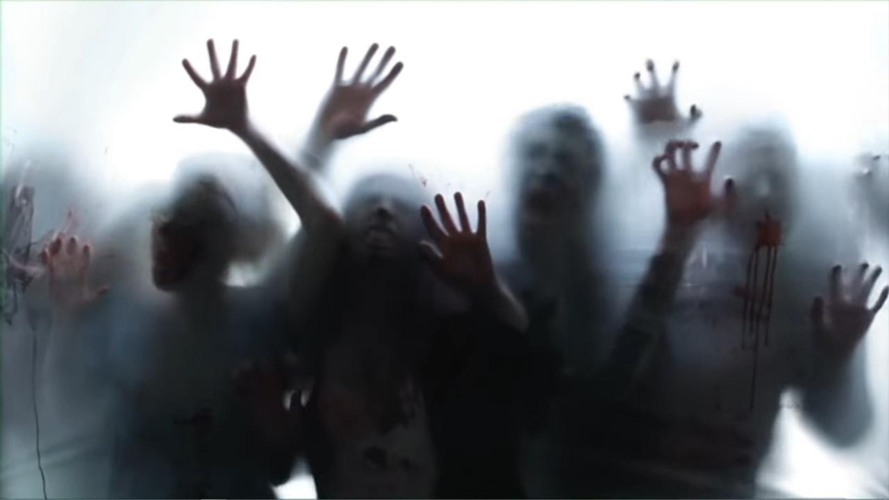 Fond d'écran animé zombies PC -Wallpaper Engine - YouTube