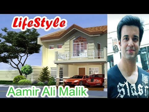 Aamir Ali  Real Lifestyle, Net Worth, Salary, Houses, Cars, Awards, Education, Biography And Family