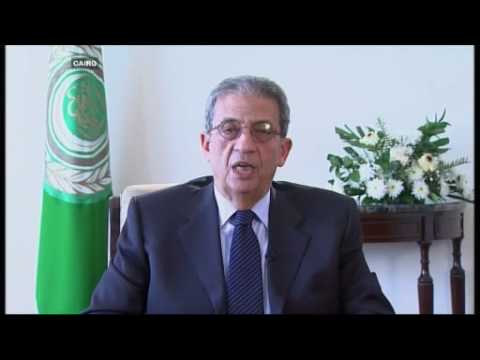 Frost over the World - AMR Moussa - 6 Feb 09 - Part 1