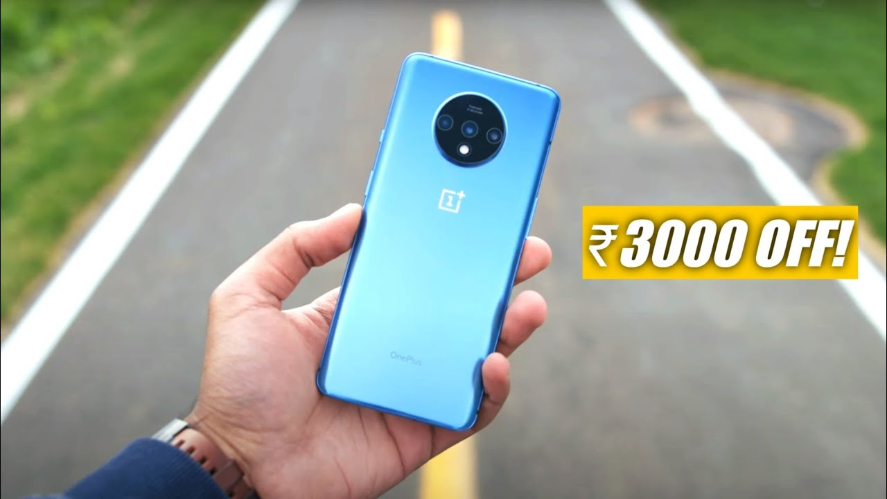 Oneplus 7T/7T Pro ₹3000 OFF Amazon Cash Back OFFER***