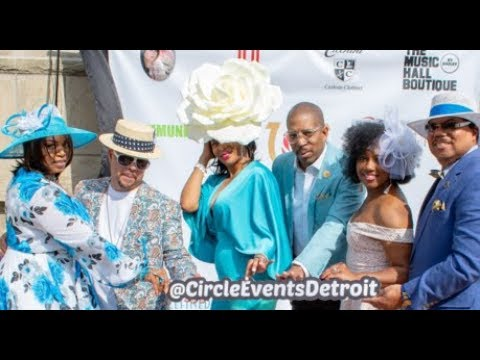 2018 Detroit Kentucky Derby Day Party Youtube