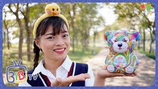 Hộp Kẹo Gấu – Em Nhắc Chị Phải Biết Chia Sẻ ❤ BIBI TV ❤