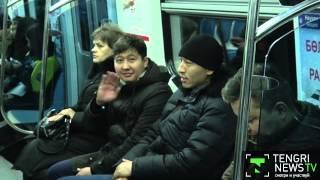 20-миллионый пассажир метро весь год будет ездить бесплатно