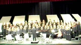 DDHS Concert Choir Christmas Concert- O Holy Night(Cantique de Noël)Adolphe Adam