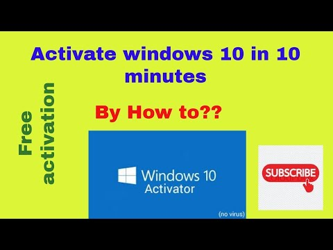 how to activate windows for free 2019