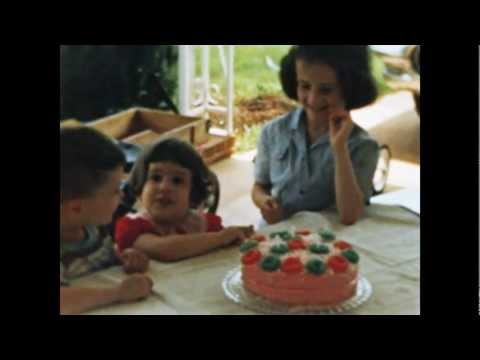 Vintage Home Movies, Birmingham, Alabama: Third Birthday, 1958