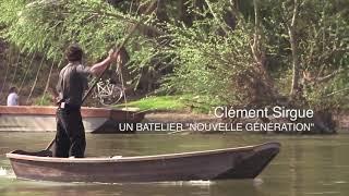 Clément Sirgue, un batelier nouvelle génération