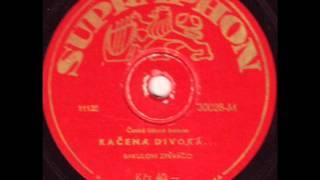 Bakulovi zpěváčci - Kačena divoká 1933