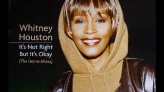 Whitney Houston - It's Not Right But It's Okay (Thunderpuss Radio Mix)