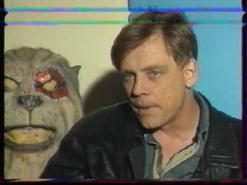 Interview Mark Hamill Wing Commander 3 Club Dorothee Youtube