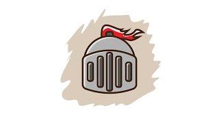 a making Knight icon - Illustrator Tutorials