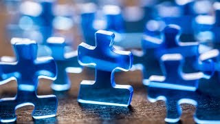 Solving mind boggling Jigsaw puzzle 29.